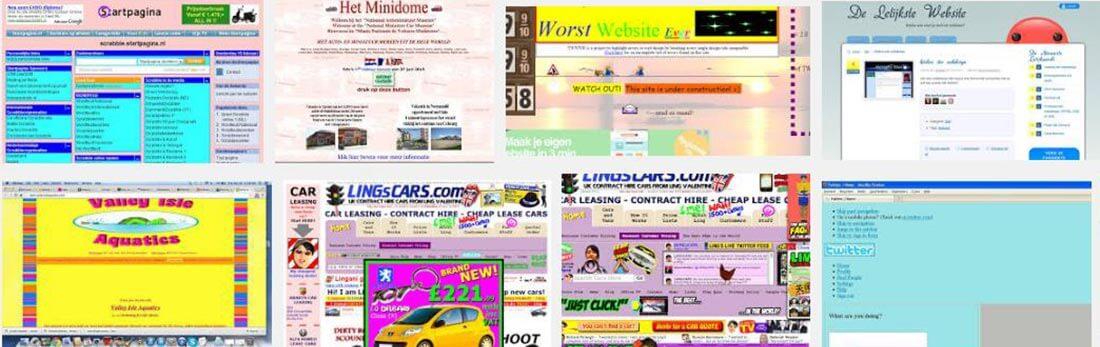 Je website hoeft niet mooi te zijn