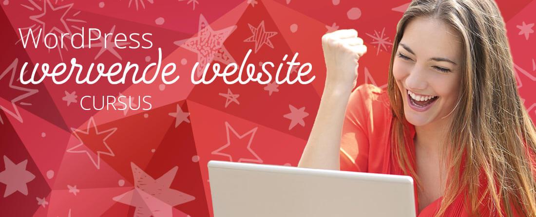 WordPress Vervolgcursus Winteractie
