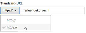 GoogleAnalytics https kiezen